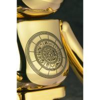 Chogokin BE@RBRICK Junikyu Gold Cloth ver. 200% Size AddjX9Fn