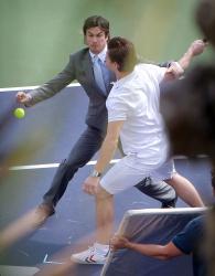 "Ian Somerhalder - Has a Fight Scene on the Set of ""Time Framed"" 2012.10.21 - 22xHQ ZkloOSDp"