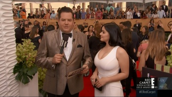 Ariel Winter - The 2015 Screen Actors Guild Awards Red Carpet 1080i