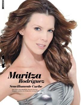 Telenovelas y Revista: Maritza Rodríguez - Mundo caribe ...  Telenovelas y R...