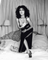 Catherine Zeta-Jones  - B&W Lingere Portraits On At The Dorchester Before Her Move To Hollywood in '91 (3/9/16)