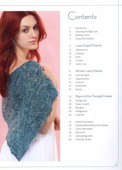 sock yarn shawls 15 lacy knitted shawl patterns