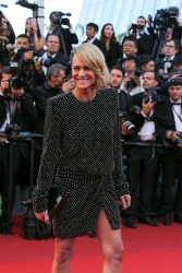 Robin Wright - Cannes 70th Film Festival Opening Ceremony May.17.2017