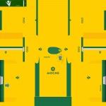 Sporting Lisbona PES2014 Kits by Tunevi