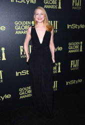 Patricia Clarkson - HFPA & InStyle Celebrate The 2016 Golden Globe Award Season @ Ysabel in West Hollywood - 11/17/15