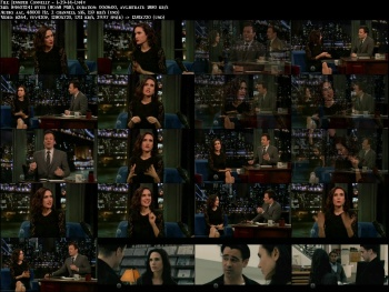 Jennifer Connelly - Late Night with Jimmy Fallon - 1-29-14