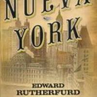 Nueva York - Edward Rutherfurd