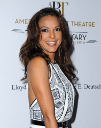 Eva LaRue - American Ballet Theatre Hosts 75th Anniversary Holiday Benefit @ The Beverly Hilton Hotel in Beverly Hills - 12/07/15
