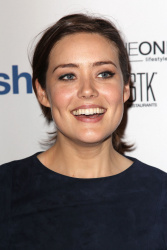 Megan Boone - 2015 Gersh Upfronts Party at Asellina at the Gansevoort in NYC - 05/12/15