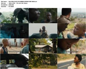 Wiedźma wojny / Rebelle / War Witch (2012) PL.DVDRip.XviD-BiDA / Lektor PL