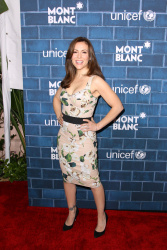 Alyssa Milano - Montblanc & Unicef Pre-Oscar Charity Brunch in LA 2/23/13