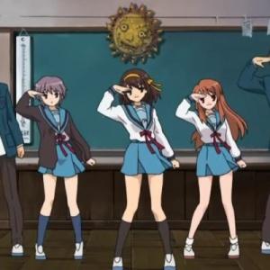 La Malinconia Di Haruhi Suzumiya [Anime]