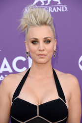 Kaley Cuoco - 48th Annual Academy of Country Music Awards in Las Vegas 4/7/13