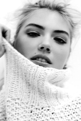 Kate Upton - Naj Jamai Photoshoot for Glamour UK April 2016