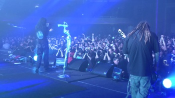 Korn: The Path Of Totality Tour - Live At The Hollywood Palladium (2012) Blu-ray 1080i AVC DTS-HD MA 5.1