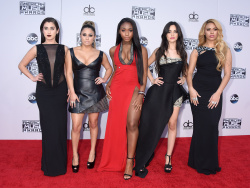 Fifth Harmony - 2015 American Music Awards @ Microsoft Theater in Los Angeles - 11/22/15