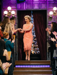 Katherine Heigl - The Late Late Show with James Corden: February 14th 2017