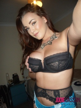 selfshot132 Sexy Lingerie And Stockings