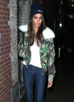 Joan Smalls  Leaves The La 1