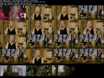 Kristen Bell - Live with Kelly & Michael - 3-10-14