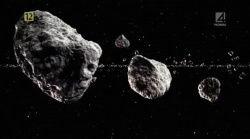 Tajemnica meteorytu z Czelabi?ska / Meteor Strike: Fireball From Space (2013) PL.480p.DVBRip.XviD.AC3-J25 | Lektor PL +RMVB +x264