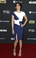 "Lauren Cohan -  ""The Walking Dead"" 4th season premiere 10/03/13"