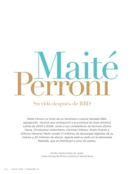 Maite Perroni - Page 3 AdbCqFl7