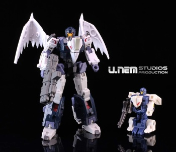 [FansProject] Produit Tiers - Jouet Saurus Ryu-oh aka Dinoking (Victory) | Monstructor (USA) LO093VrX