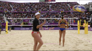 Nude volleyball mpg