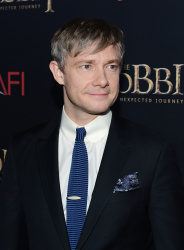 Martin Freeman - 'The Hobbit An Unexpected Journey' New York Premiere benefiting AFI at Ziegfeld Theater in New York - December 6, 2012 - 9xHQ InIDuS8t