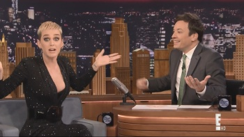 Katy Perry - The Tonight Show Starring Jimmy Fallon 19th May 2017 1080i HDMania