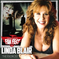 Linda Blair - Phoenix Comicon Fan Fest 2014 Promo