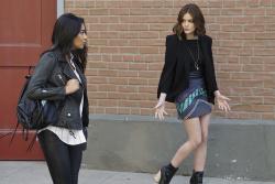 Lucy Hale - Pretty Little Liars Season 7 Episode 6 Promotional Stills