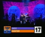 Dido / Top Of The Pops 2001 / Hunter