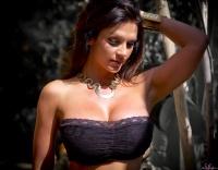 Дениз Милани, фото 5619. Denise Milani Summer skirt :, foto 5619