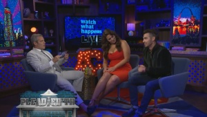 Ashley Graham WWHL Clubhouse! 07/28/16
