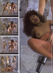 Hustler January 1985 Magazine Back Issue Hustler