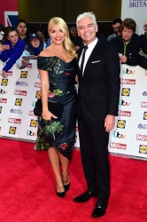 Holly Willoughby - 2015 Pride of Britain Awards @ The Grosvenor House Hotel in London - 09/28/15