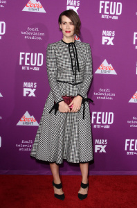 Sarah Paulson - FX's Feud_ Bette & Joan Premiere at Grauman's Chinese Theatre in Los Angeles - March 1st 2017