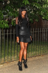 Naomi Campbell – Serpentine Gallery Summer Party in London June