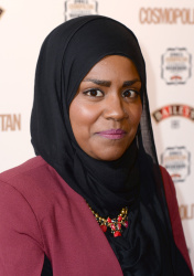 Nadiya Hussein - Cosmopolitan Ultimate Women Of The Year Awards 2015 @ One Mayfair in London - 12/02/15
