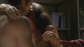 Sarah lancaster sex scene