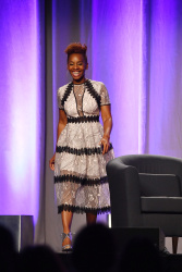 Anika Noni Rose - D23 Expo 2017 Day Two @ the Anaheim Convention Center in Anaheim - 07/15/17