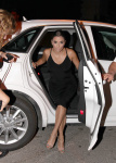 Eva Longoria arrives at Babylon Restaurant Olivia Valere in Marbella July 4-2015 x23