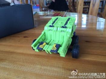 [Toyworld] Produit Tiers - Jouet TW-C Constructor aka Devastator/Dévastateur (Version vert G1 et jaune G2) - Page 7 DNrP75YA