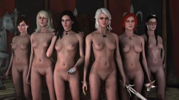 Fantasy Sex Adventures Artworks Collection ShittyHorse