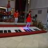 Interactive piano stage Omz01Spb