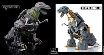[GCreation] Produit Tiers - Jouet ShuraKing - aka Combiner Dinobots - Page 3 3CJSlGg2