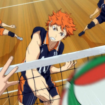 Haikyuu [L'Asso del Volley]