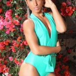 Gatas QB - Débora Batista Miss Fanática Record Maio 2014